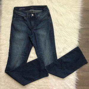 NYDJ Barbara Bootcut Blue medium wash Jeans Size 0